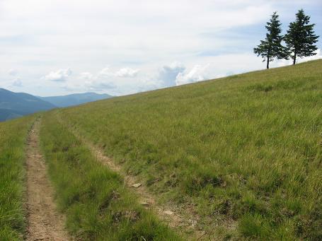 Обхід гори Підбердя