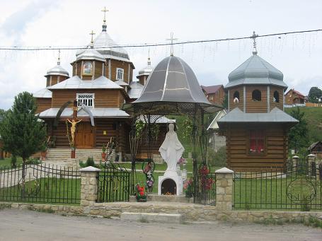 Церква в Паляниці