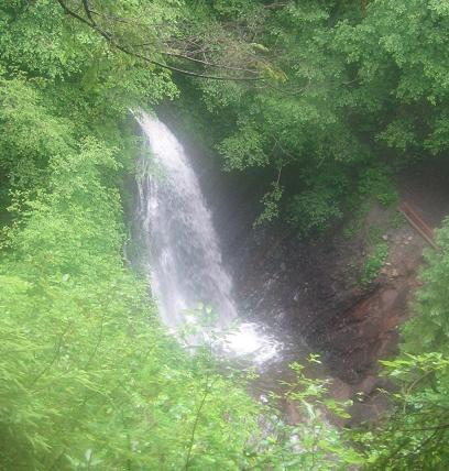 Женецький водоспад