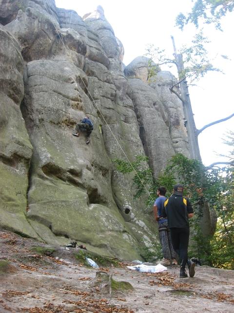 dovbush-mountainering