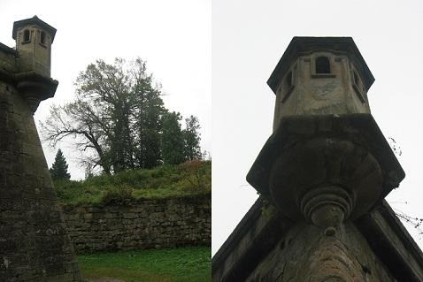 Кутова вежа