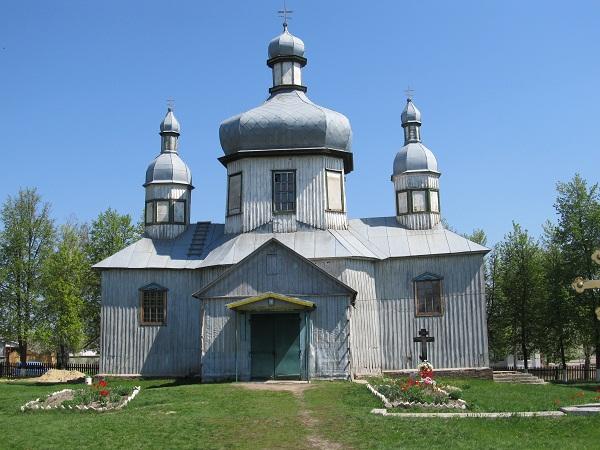 Воскресенська церква 1769 року
