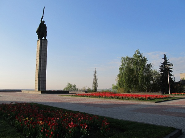 Монумент Вічної Слави у Сумах