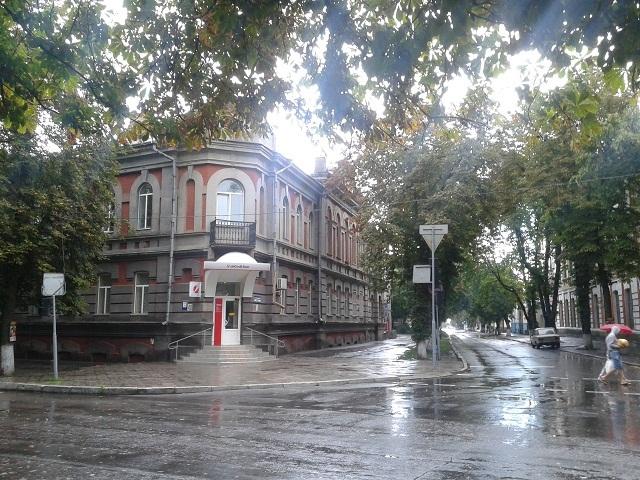 Стара міська забудова