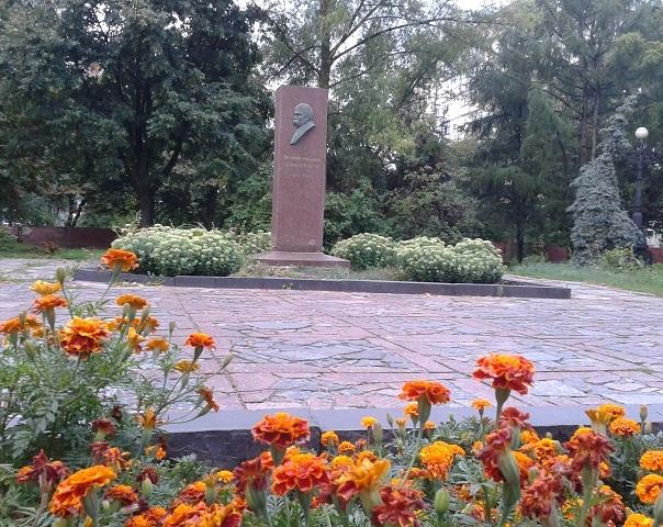 Монумент Тарасу Шевченку