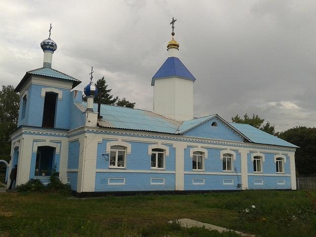 Церква між вокзалами
