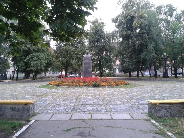 Монумент Сергію Кірову