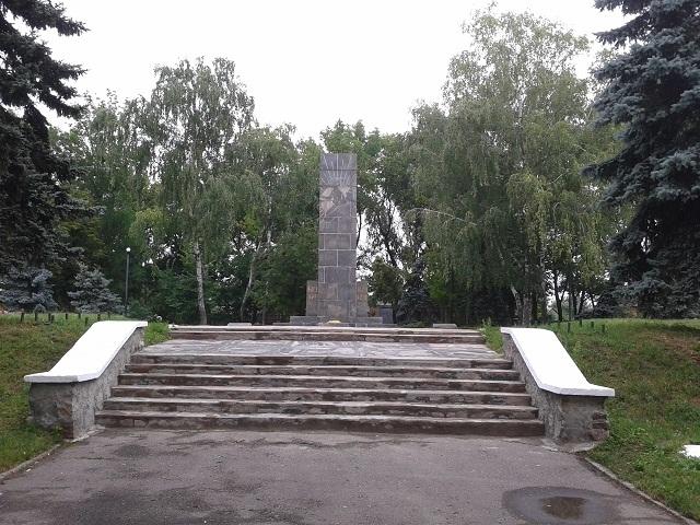 Військовий монумент