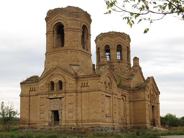 Церква святого Миколая (1888 року) у Світлополі