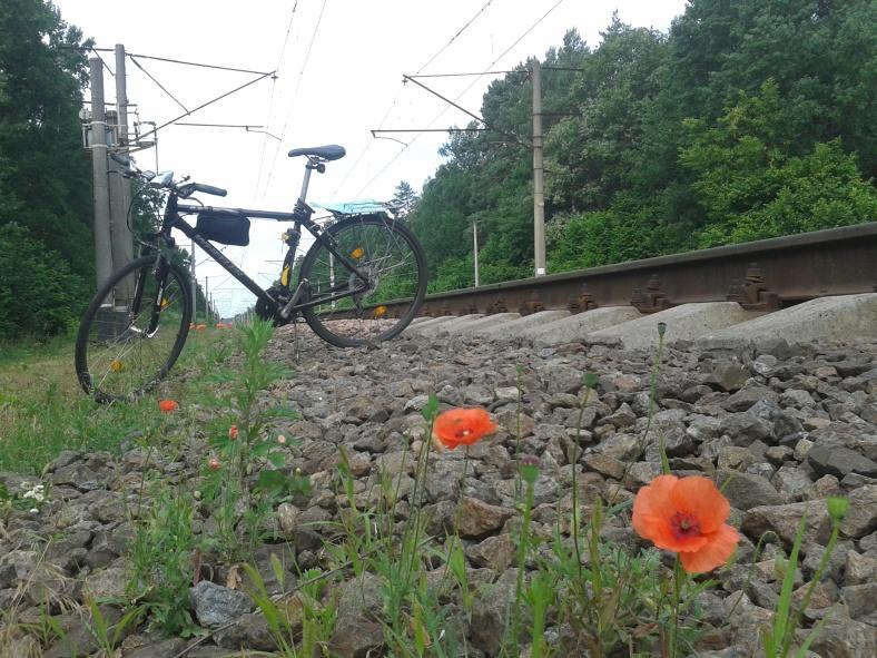 Мій велосипед)
