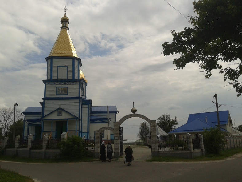 Великодимерська церква Покрови Пресвятої Богородиці