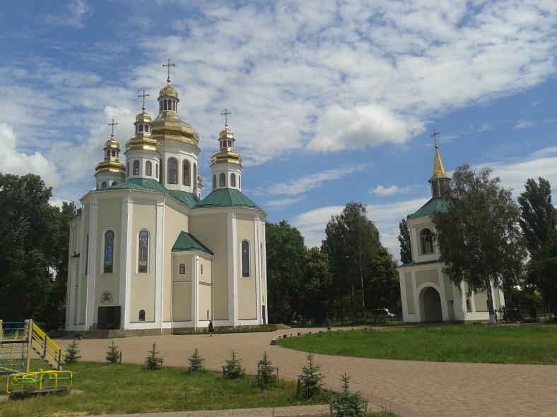 Церква Святих Петра і Павла у Броварах