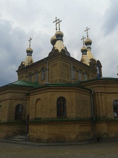 Свято-Воскресенська церква (1875 року) у Зазим'ї