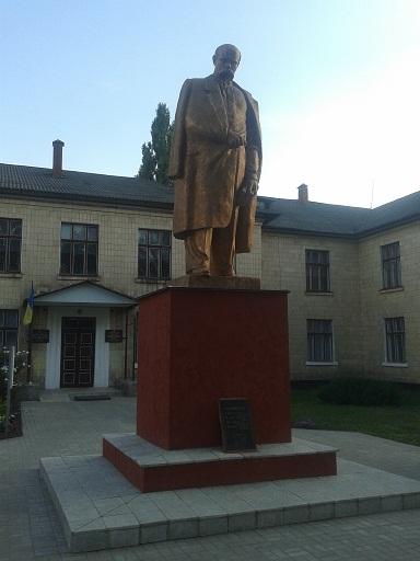Недригайлівський Шевченко