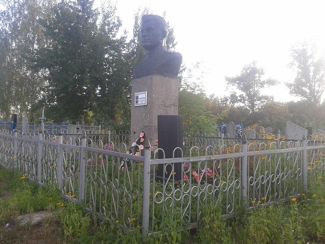 Комишанка мала свого героя Радянського Союзу - Василя Шаповала