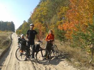 Наше перше сімейне велофото