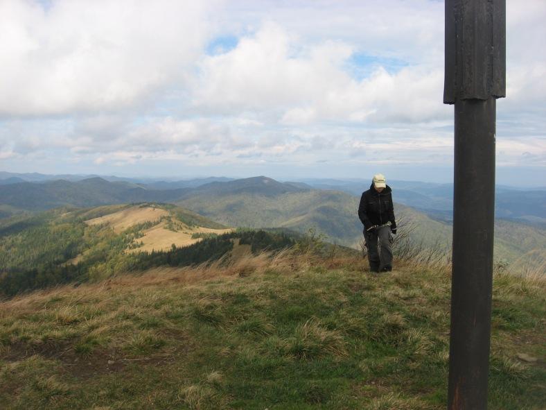 Фото з вершини від злісного залицяльника