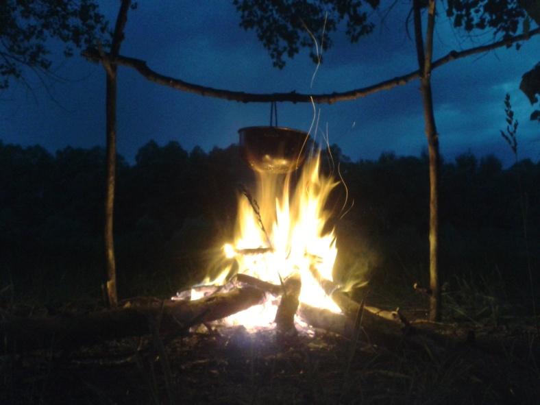 Вечеря над рікою Снов