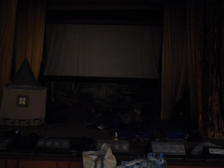Наша постановка на сцені Копачівського будинку культури