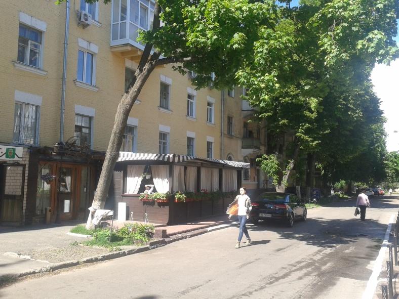 «Велюров» - місце нашого обіднього блаженства