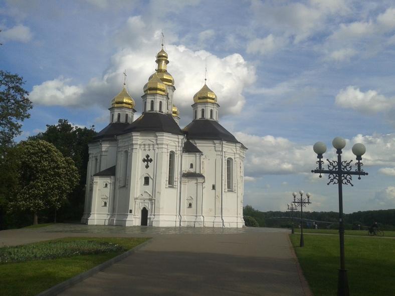 Катерининська церква (1715)