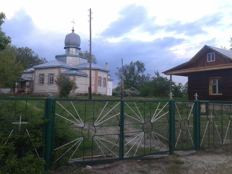Сучасна культова архітектура в Снов'янці