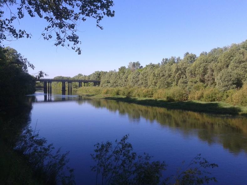 Ранок на річці Снов
