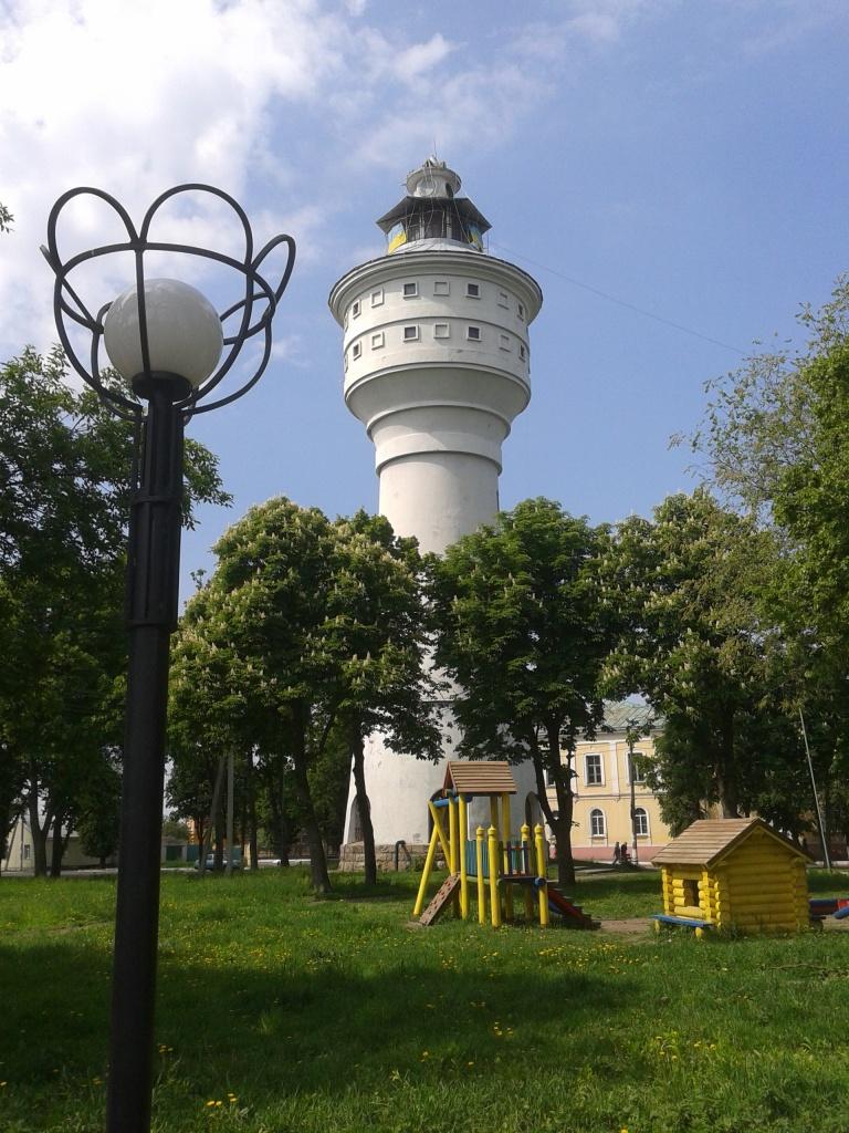 Глухівська водонапірна вежа