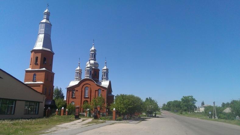 Церква Успіння Пресвятої Богородиці в Білопіллі