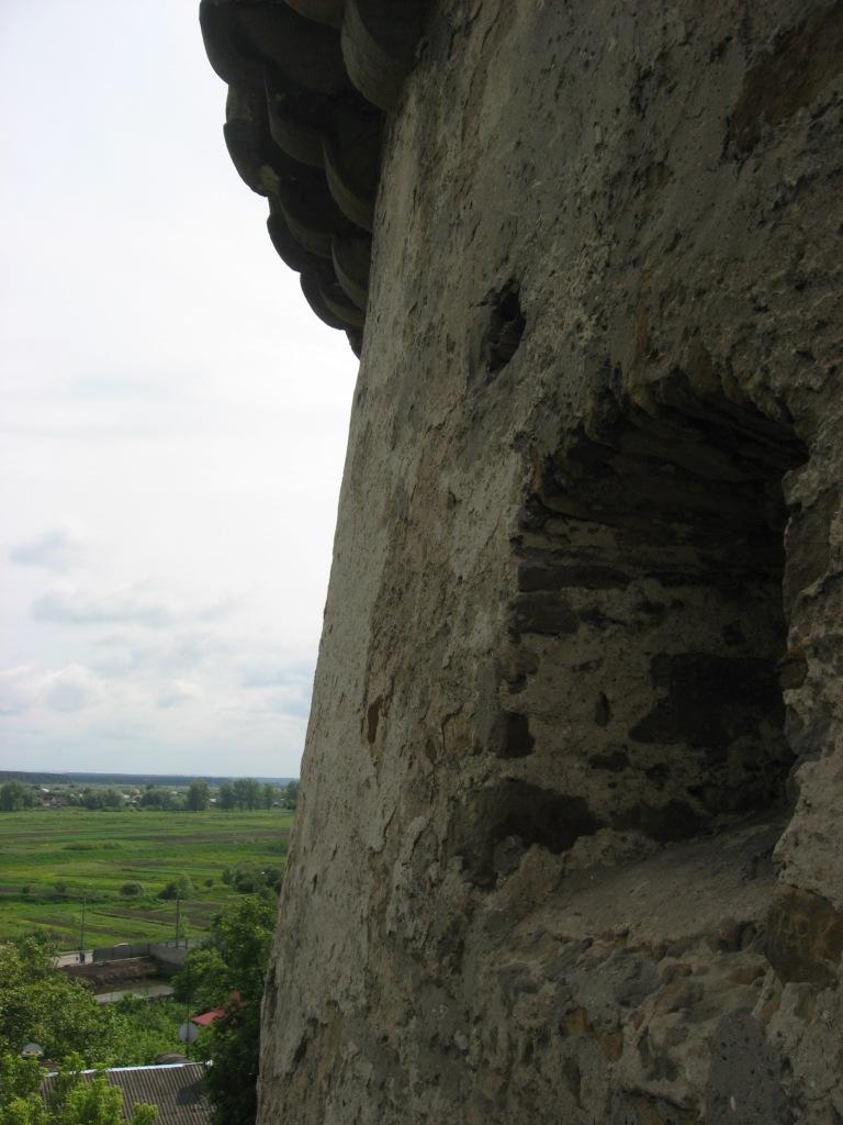 Вид з фортечних мурів