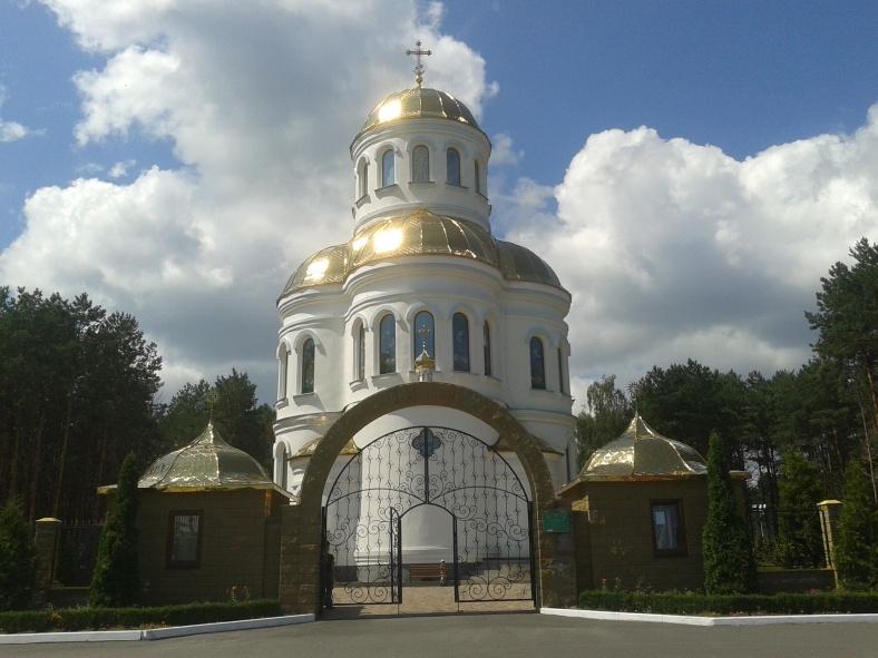 Красень-храм у Лютіжі