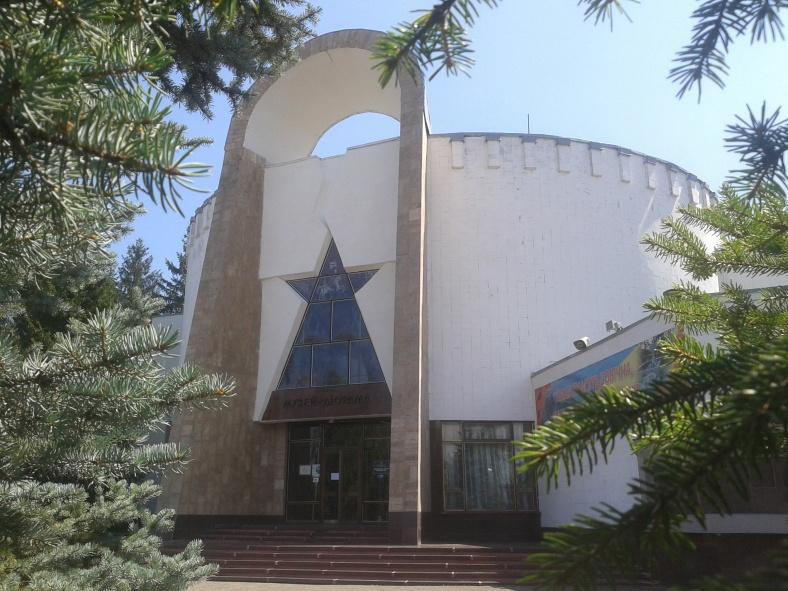 Діорама «Битва за Київ у 1943» зараз недоступна через ремонт