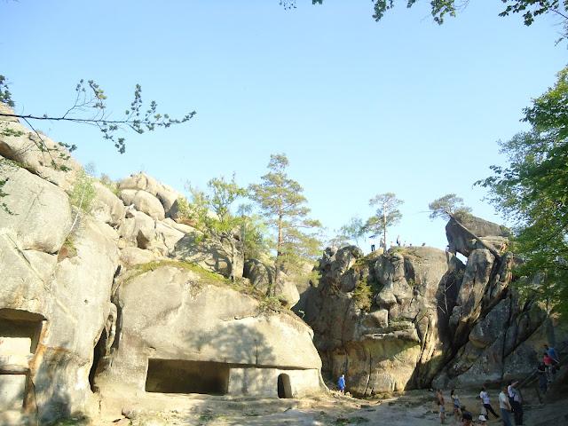 50 Dovbucha Rocks