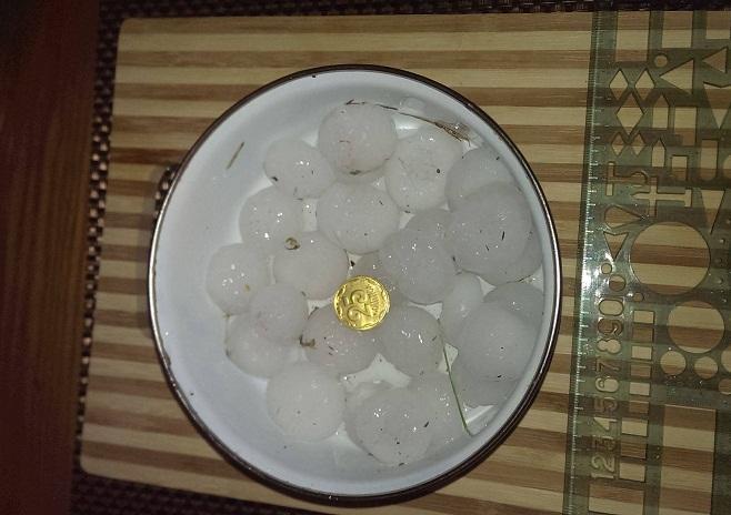 22 Hail