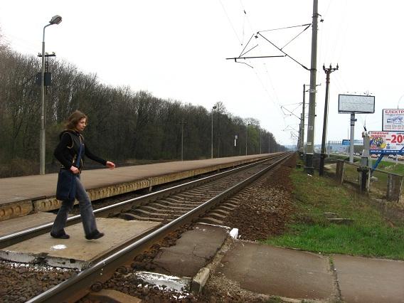 124 rails