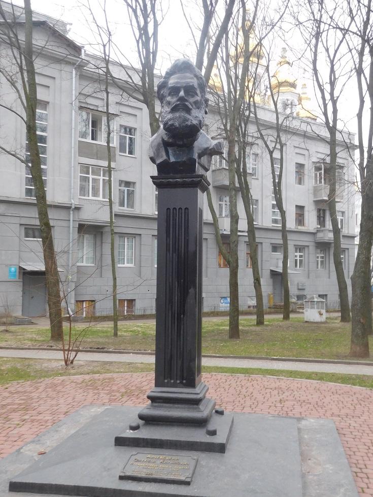 14 Alchevskyi